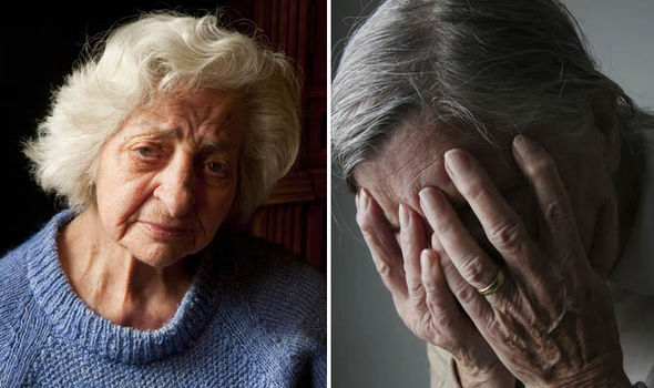 Elderly People Who Suffer Depression For More Than Three