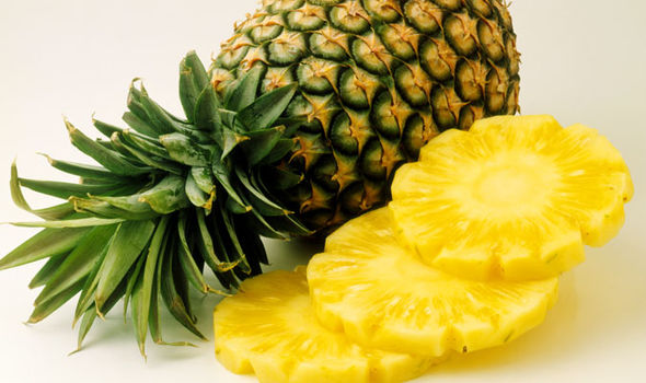 Arthritis pain Symptoms cured by adding pineapple to your diet