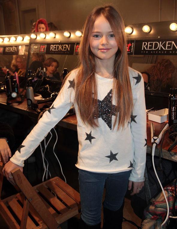 Kristina pimenova wins modelling contract in la style