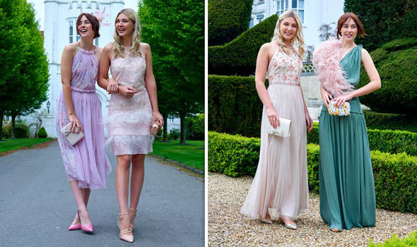 Wedding belles! Best dressed wedding guest styles from Debenhams