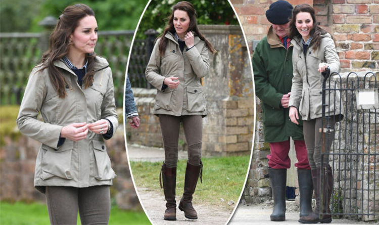 Kate Middleton Shows Thrifty Side As She Rewears 475