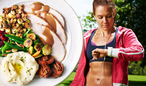 Christmas food calorie calculator How much exercise do you need to