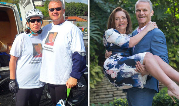Weight loss Couple loses 11 STONE using this method Expressuk