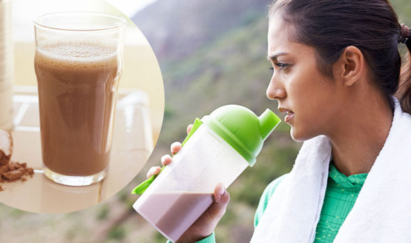 Weight loss shakes Do they REALLY help you shed the pounds