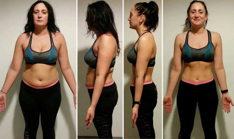 Weight Loss Woman Lost Two Stone In 12 Weeks After She
