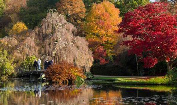 Vermont Fall Wallpaper Stunning Autum Photography Shows British Landscape At Its