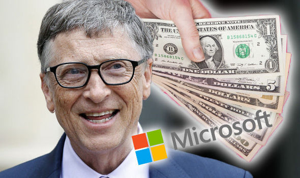 Bill Gates net worth 2017 How much the Microsoft co-founder\u0027s money - How To Find Net Worth Of Individuals