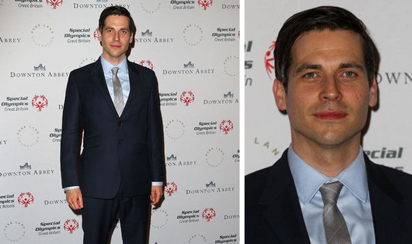Downton star Rob James-Collier on BBC drama The Level Expressuk
