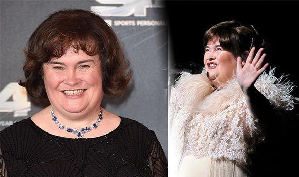 Susan Boyle net worth Britain\u0027s Got Talent star has THIS sum