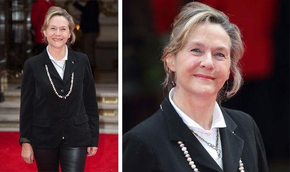 Brookside and ilent Witness actress Amanda Burton on ITV drama The