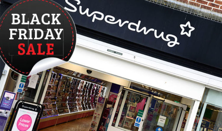 Superdrug Black Friday 2018 Best Deals On Makeup And