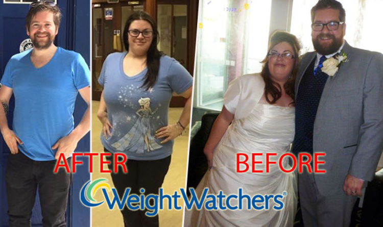Weight loss news Weight Watchers couple drop TEN STONE to have a