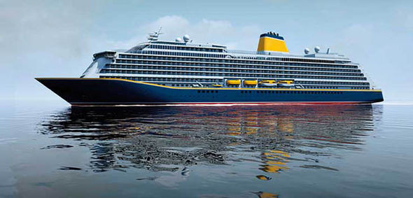 Cgi Hamburg First Pictures: Saga Cruises Release Artist Impressions Of
