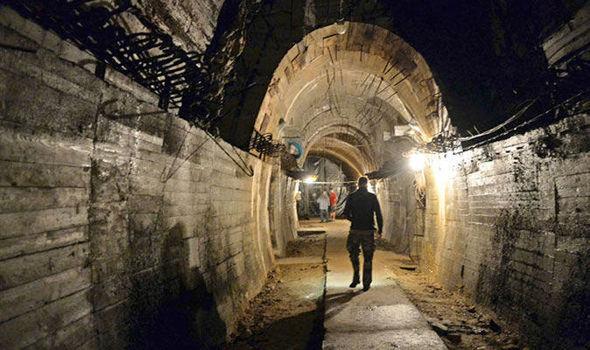 Nechar Wallpaper 3d Nazi Gold Train Mystery Tunnel Found By Same Treasure