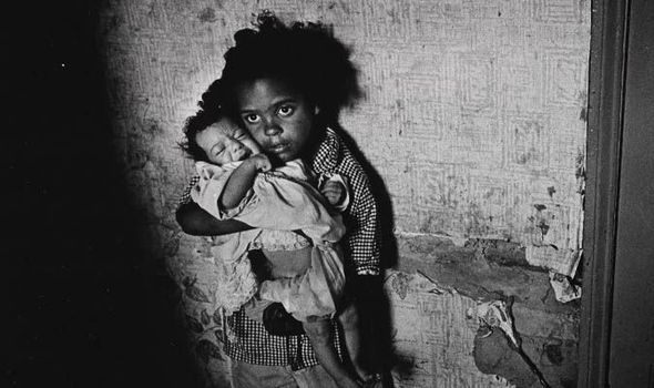 Shocking Shelter exhibition photos reveal true poverty of Sixties - history of poverty
