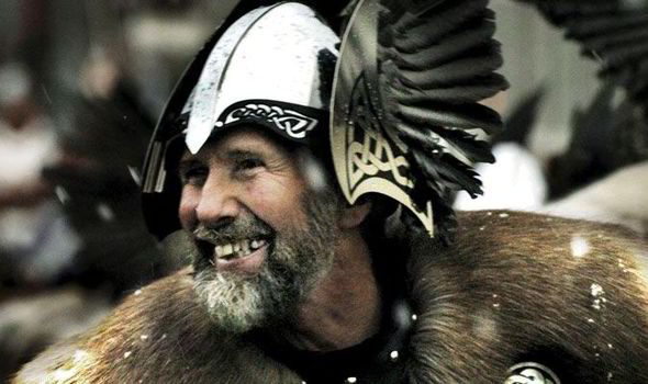 Vikings Live On 1million Britons Alive Today Are Direct