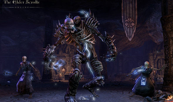 Dynamic Girl Wallpaper Elder Scrolls Online Down On Xbox One Connectivity Issues