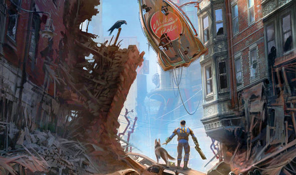 Fall Out Boy Game Wallpaper Fallout 4 S Latest Offering Is Set To Keep You Busy For A