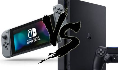 Nintendo Switch v PS4 - Sales intent signalled as console wars heats up   Gaming   Entertainment ...