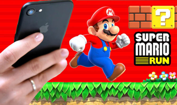 Dynamic Iphone X Wallpaper Super Mario Run How To Download App On Ios And Android