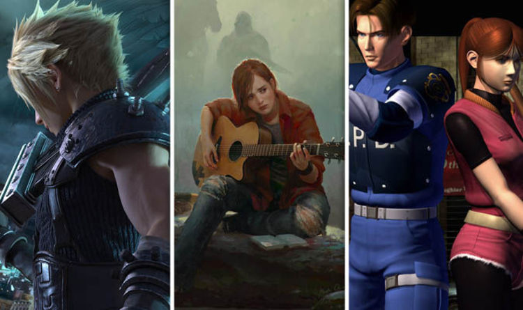 Leon S Kennedy Hd Wallpaper Ps4 Games Last Of Us 2 Resident Evil 2 Remake Final