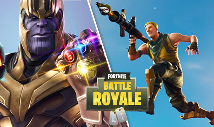 Top 10 Best Fornite Wallpapers Fortnite Avengers Skins Blow Epic Games Reveals Future