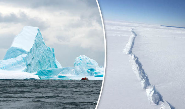 How Thick Is Antarctic Ice Why Are Polar Ice Caps Melting