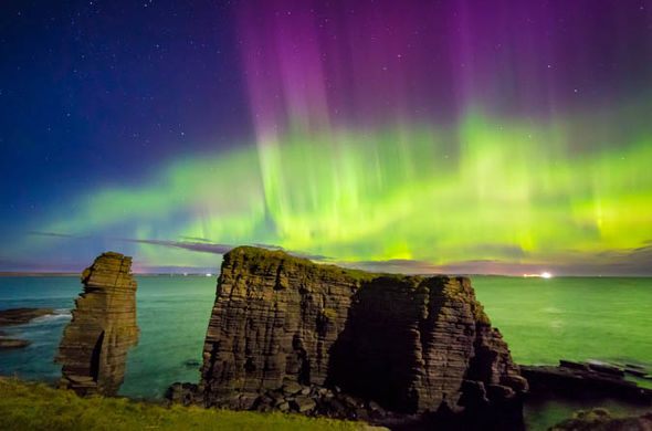 aurora lights forecast