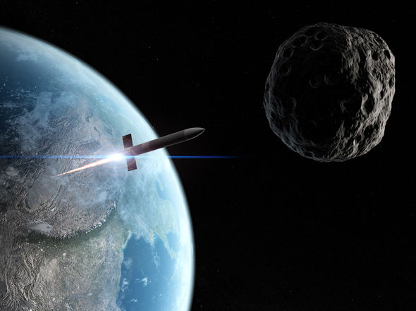 Earthquake Hd Wallpaper Doomsday Warning Nasa To Smash Spaceship Into Asteroid To
