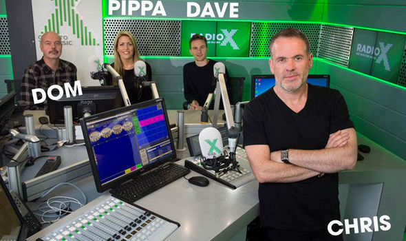 Chris Moyles39 Return To The Airwaves Crashes Radio X App