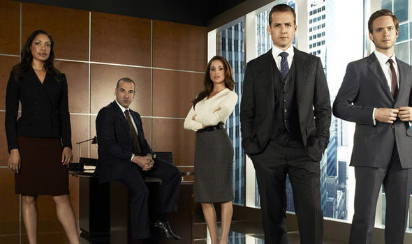 Suits Commissioned For Season 6 Tv Radio Showbiz