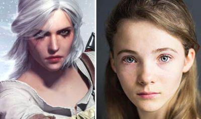 The Witcher on Netflix cast: Who is Freya Allan? Who plays Ciri? | TV & Radio | Showbiz & TV ...