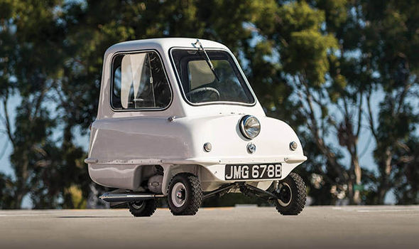 Peel P50 now for sale in the UK - you won\u0027t believe how much it