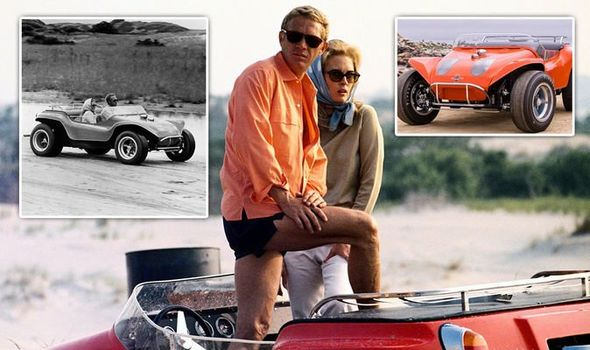 Dune Buggy Travel Insurance Iconic Dune Buggy Driven By Steve Mcqueen In The Thomas