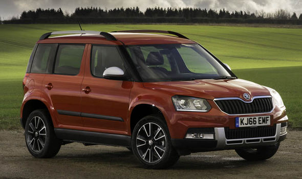 skoda cars and prices