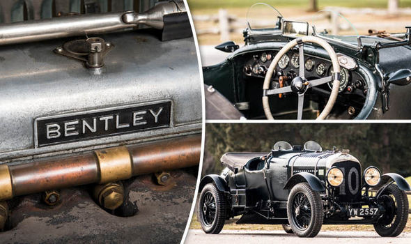 Bentley \u0027Bobtail\u0027 with 1920s podium finish in Le Mans could sell for