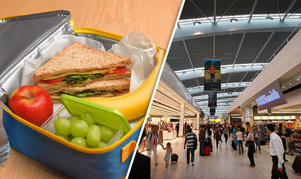 Can you take food through airport security? Travel News Travel