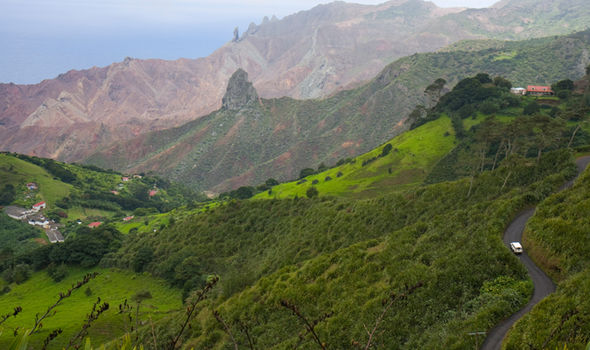 Gumwood Remote Tropical Island St Helena Is Soon To Get Its Own