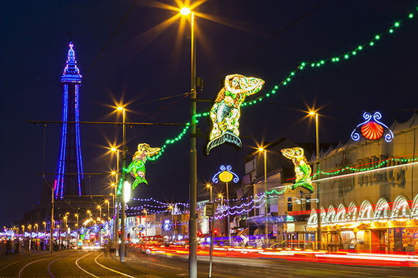 Car Parking Wallpaper Blackpool Illuminations Switch On 2017 News And Updates