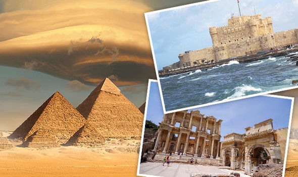 The Seven Wonders of the Ancient World What are they? Travel News