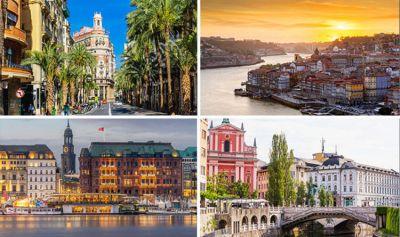 City Breaks: Porto, Hamburg and Valencia among best alternative holidays in Europe | Travel News ...