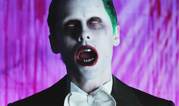 How To Make A Dynamic Wallpaper For Iphone X Jared Leto S Joker In Suicide Squad Music Video Purple