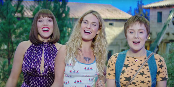 Mamma Mia 2 release date - When is Here We Go Again out in the UK? | Films | Entertainment ...