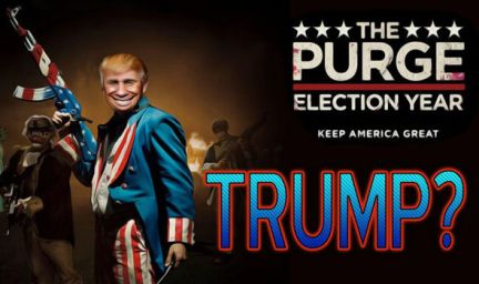 Image result for Trump's Great Purge