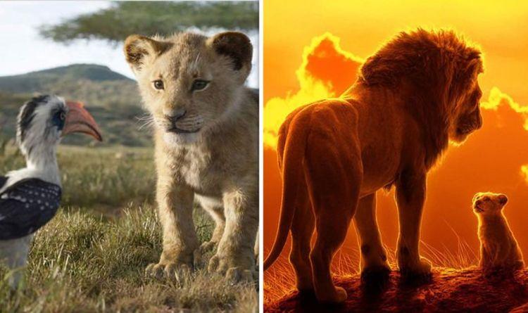 the lion king movie 2019 uk