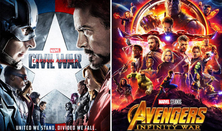 Divided We Fall Wallpaper Marvel Civil War Writer Bored By Avengers Movies I Can