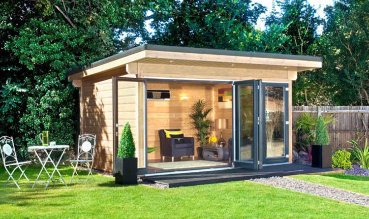 Garden Rooms And How To Get Them Expresscouk