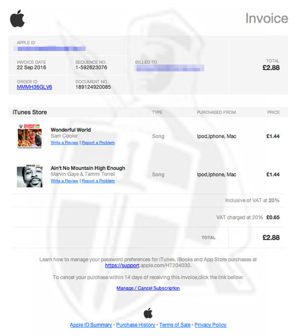 How To Make A Fake Invoice | Manager.billybullock.us