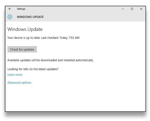 Microsoft purposefully rolls out significant updates at a slower pace
