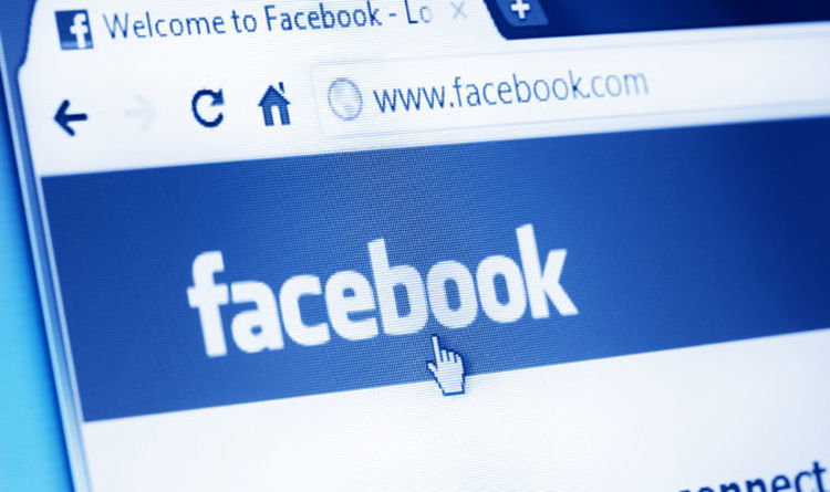Facebook login How to change your Facebook password Expressuk